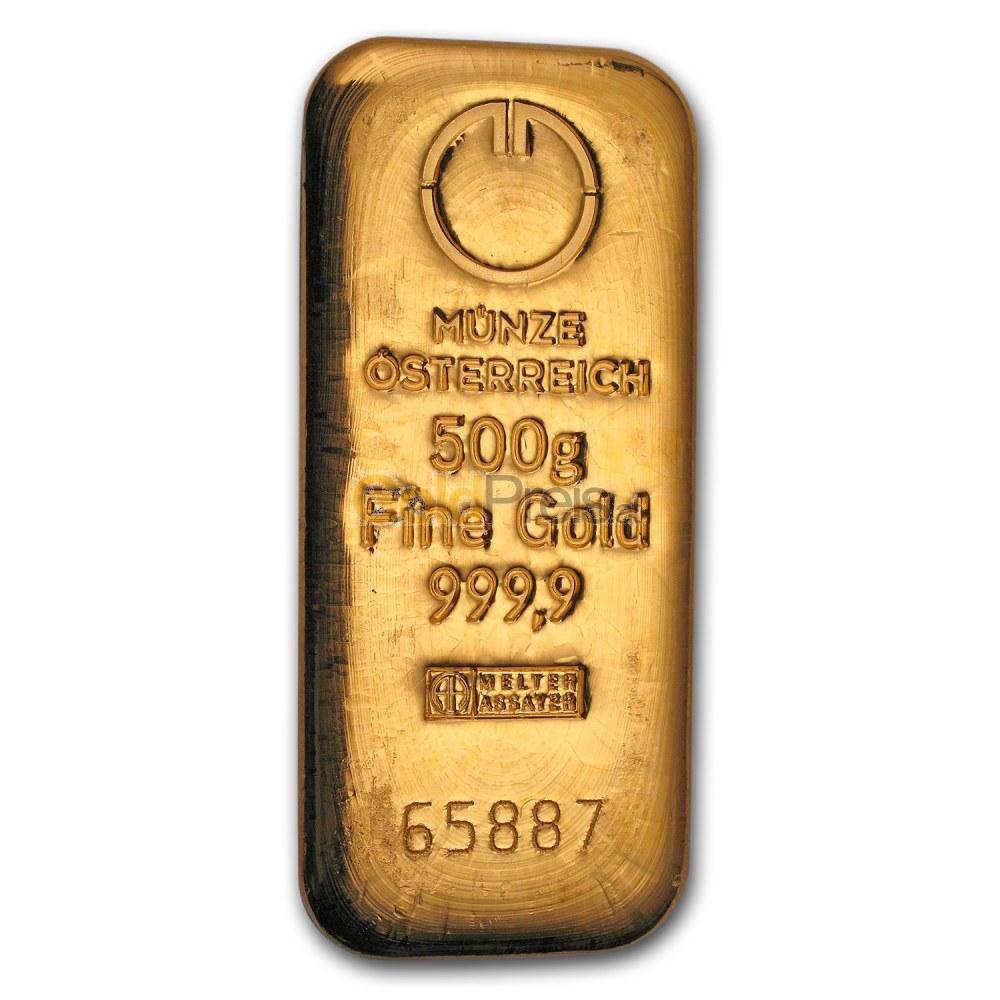 goldbarren preisvergleich 500 gramm gold kaufen. Black Bedroom Furniture Sets. Home Design Ideas