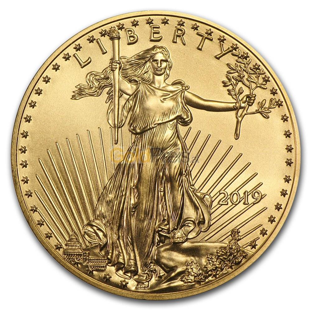 American Eagle Goldmünze Online Kaufen Bei Goldpreisat