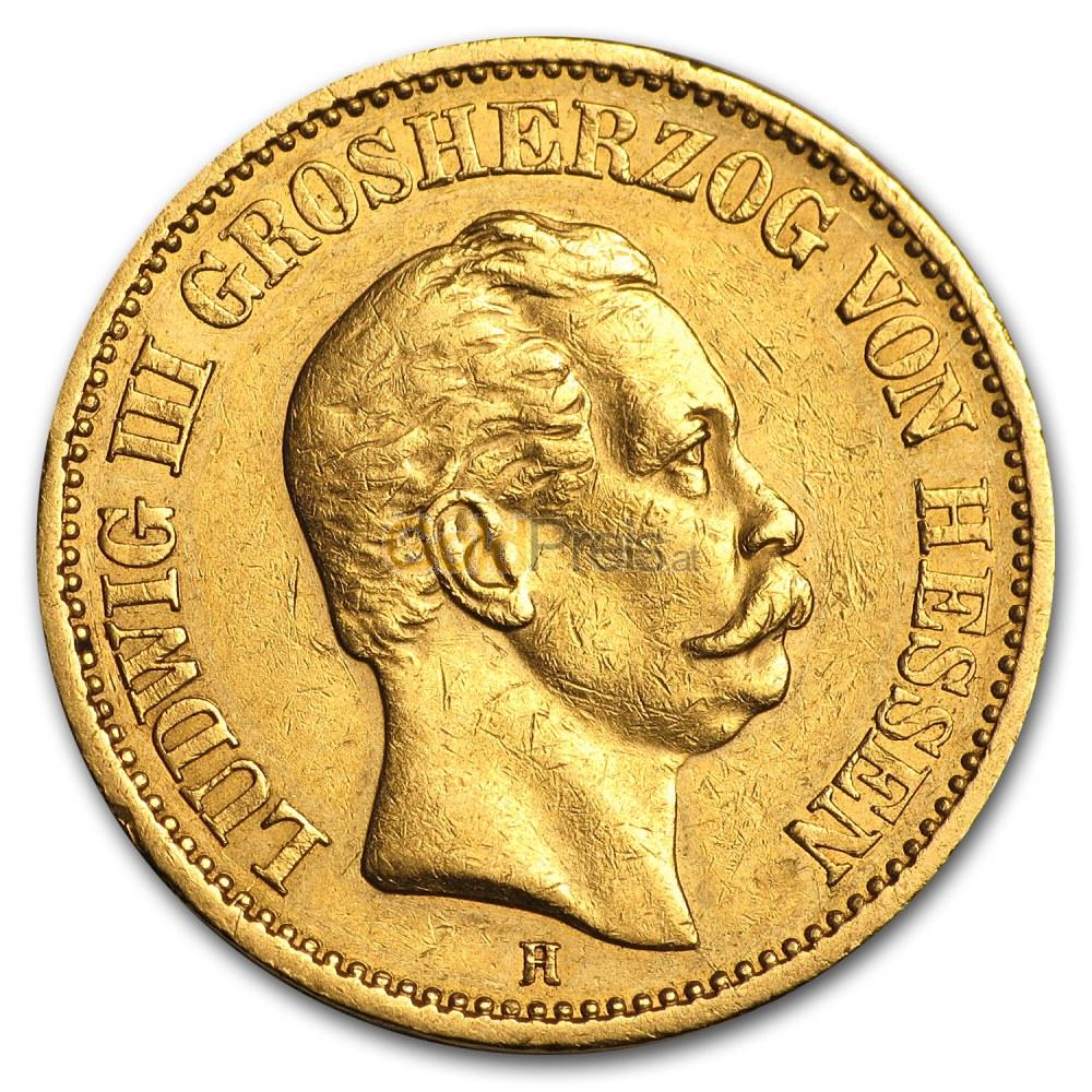 Deutsches Reich GoldmГјnzen