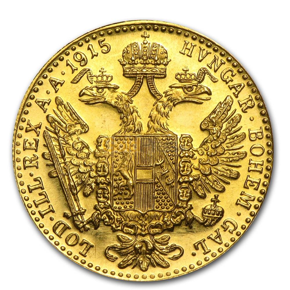 Gold Dukaten kaufen | 1fach und 4fach | Preisvergleich bei GoldPreis.at