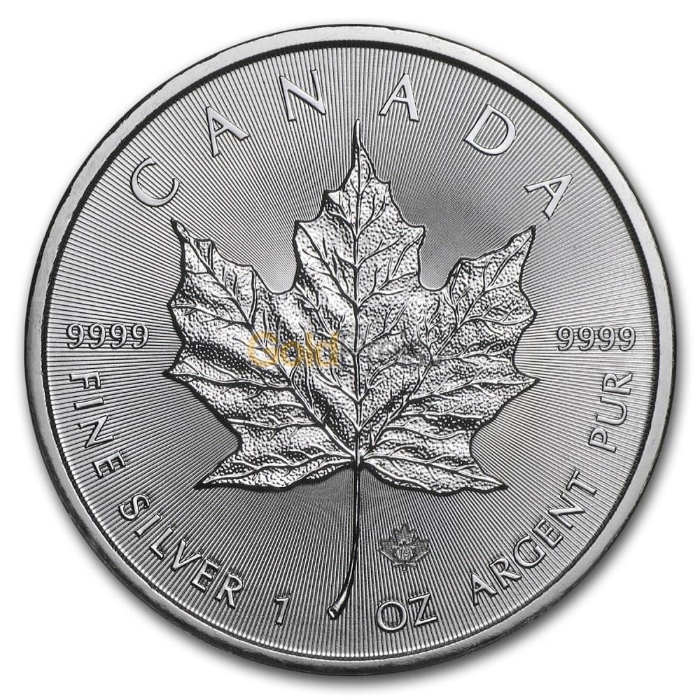 Maple Leaf Silbermünze Kaufen Goldpreisat