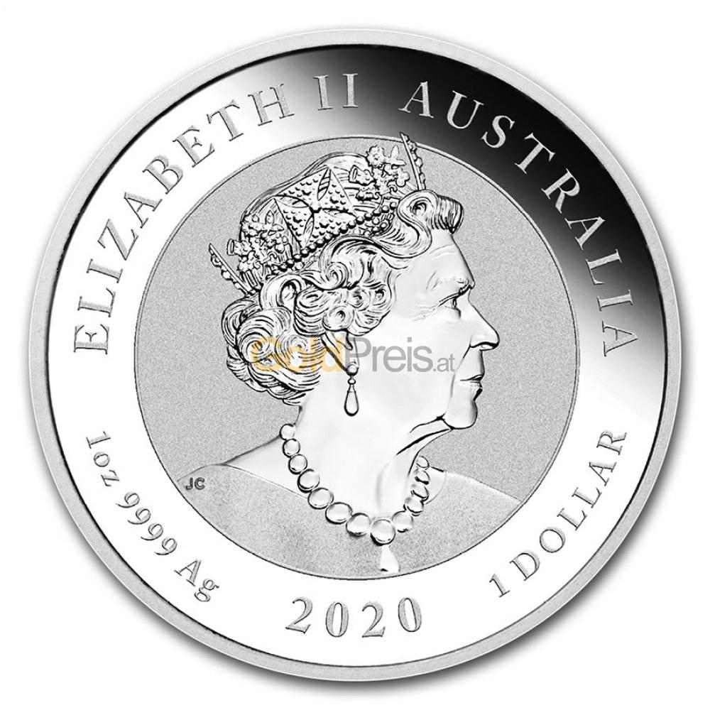 Quokka Silbermünze Preisvergleich: Silbermünzen günstig kaufen