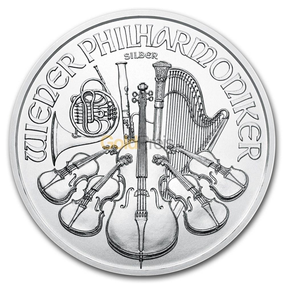 Wiener Philharmoniker Silber Preisvergleich Silbermünzen Günstig Kaufen