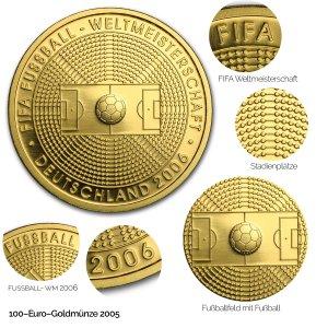 2005 FIFA-Fußball WM - Revers