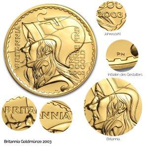 Britannia Gold 2003