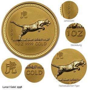Lunar 1998: Tiger