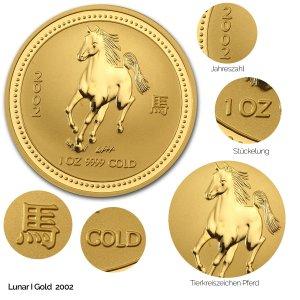 Lunar 2002: Pferd