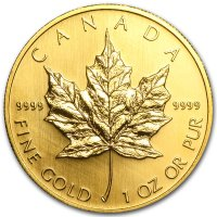 Maple Leaf Gold Revers 2004